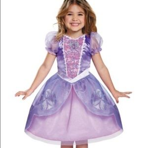 Other - Sofia the First Costume Size 4-6